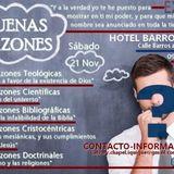 Sábado 21.11.15 - Buenas Razones Cristocéntricas
