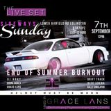 Sideways Sunday Live