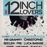 dj's Christophe vs Seelen @ 12 Inch Lovers 05-05-2012
