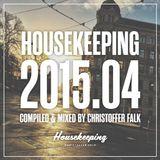 Housekeeping 2015.04