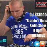 DJ Brando House Music Radio 2019/6/4