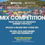Defected x Point Blank Mix Competition: Alex Belmondo