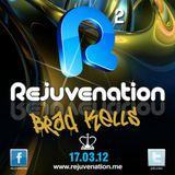 Brad Kells, Rejuvenation 2 @ Mint Warehouse, Leeds 17-03-12