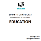 SU Officer Elections 2014 - EDUCATION Officer Candidates