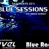 LYVEL @ Blue Radio (Sessions by Niko Sunset 7.12.13)
