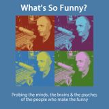 What's So Funny? with guest Damonde Tschritter