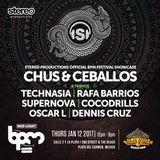 Supernova - Live @ Stereo Productions, Wah Wah Beach Bar, The BPM Festival, México (12.01.2017)