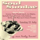 Soul Sundae 22/07/2012