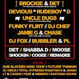 DJ FUNKY FLIRT & MC SHABBA