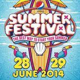 Summer Festival Warm Up Mix!!!!