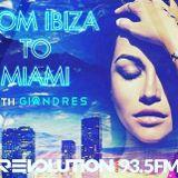 Ibiza to Miami (06/21/2017)