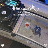 Keinemusik Radio Show by Adam Port 02.11.2018
