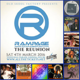 Rampage Reunion March 4th 2016 Mix 1