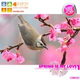 Laurent Tenstone - 4 Season in the Mix - The Spring is My Love 2011 part. 02 (Continous Mix) CCR022
