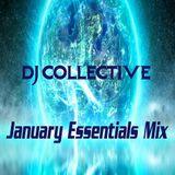 January Essentials Mix