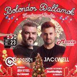 2017.12.23. - Bolondos Dallamok - Movie Club, Mezőkövesd - Saturday