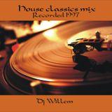 House Classics Mix recorded 1997