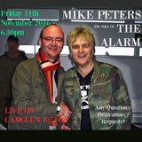 Music in the Key of Life w/Brian Byrne 11 Nov 2016 feat. Mike Peters, Stuart Carey & James Stevenson