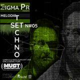 SIGMA PR - 2020 MELODIC TECHNO SET # 05