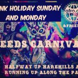 Afro Co & Friends - Leeds Carnival Sunday