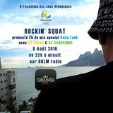 Podcast : OKLMix Rockin Squat Ouverture des Jeux Olympiques à Rio