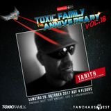 Tanith @ Toxic Family The Anniversary Vol.18 - Tanzhaus West Frankfurt - 28.10.2017