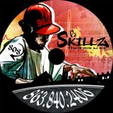 DJ SKILLZ FUKIN WITH THE BEAT EXCLUSIVE LIVE MIX ON 1200 Hustle Radio (Host The Beat Perverts)