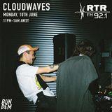 Bun Dem - Cloudwaves on RTR.FM - 10th June 2019