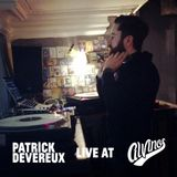 Patrick Devereux Live at Alvinos