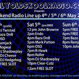 Dj Endo - Onlyoldskool 5Th May 2018 94-96 Deep D&B/Jungle
