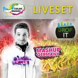 Mashup Germany Live at Color Baaash Klagenfurt (DropIT.FM)