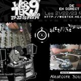 WebTek IX - Mix Cali - Aleatoire Sound