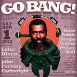 John F*cking Cartwright at Go BANG! April 2017