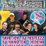 Dance Revolution Hands Up & Hardstyle Charts 2013