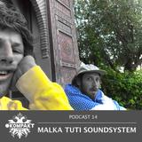 KOMPAKT PODCAST #14 - Malka Tuti Soundsystem