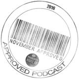 Soney - Approved Podcast #26 [20161118]