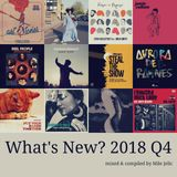 What's New? 2018 Q4