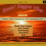 Blazin' Reggae Vibes - Ep. 053 - Extra, Extra...Everything Cool, Everything Irie