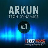 Tech Dynamics v.1 | Radio Deep Sound (08/08/2017)
