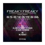 FREAKY.FREAKY at MARS Live Mix 16.8.18