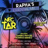 NECTAR Rapha´s essential mix cd verão 2017 by Brinko & Sandro