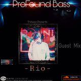 Thävee presents ProfoundBass EP 03 Guest Mix By - Rio