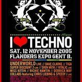 2005 11 12 TIGA °° I Love Techno °°