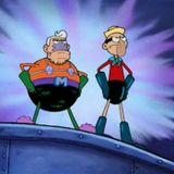 Meerminman & Mosseljongen - Episode 1: Seizoensfinale The 100 & Ontslag James Gunn