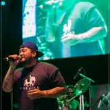 J Boog and Hot Rain - Reggae on the River 2013