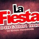 LA FIESTA ORIGINAL MIX - BY DJ EDGAR - MAYO 2014