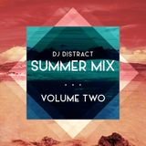 Distract - Summer Mix - Volume Two