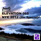 Elevation 065 pres NYE 2012 (2hr Special)