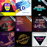 2019 June Groovefinder Wind Radio Soulful House Promo Mix 31/5/19