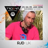 VIBEZ - RjD - Trident Festival 2016 Promo Mix
